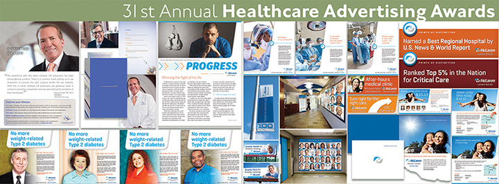31st Annual Healthcare Advertising Awards
